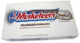 3 Musketeer Coconut 24ct