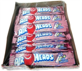 Air Heads Taffy Pink Lemonade 36ct