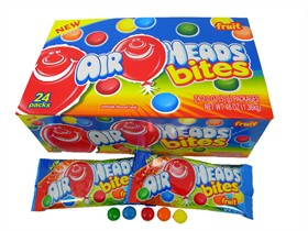 Airheads Bites Fruit 24 Count
