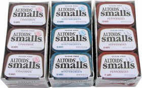 Altoids Small Sugar Free Mints