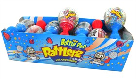 Baby Bottle Pop Rattlerz 14ct