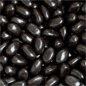 Black Jelly Beans 2 1/2lb By Just Born