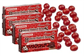Boston Baked Beans 24ct Nostalgic Candy