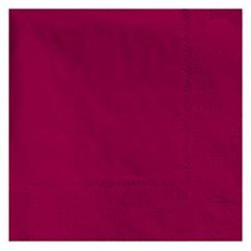 Burgundy Lunch Napkins 50 Count