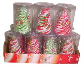 Candy Cane Trees 12ct