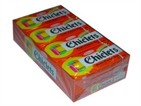 Chiclets Gum 20ct - Fruit