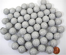 Chocolate Golf Balls 2lbs