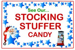 Candy Stocking Stuffers
