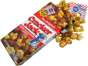 Cracker Jack  1oz Box
