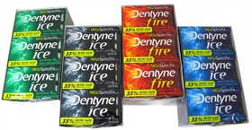 Dentyne Ice Sugarless Gum 9ct - Choose Flavor