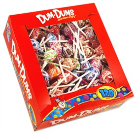 Dum Dum Lollipops