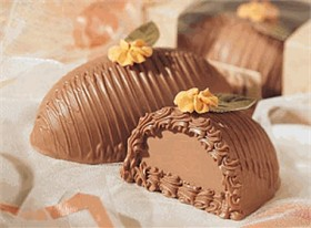 Three Easter Peanut Butter Eggs Dessert Ideas