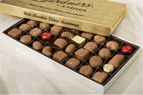 Gardners Assorted Chocolates 2lb Deluxe