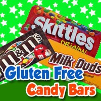 Gluten Free Candy Bars