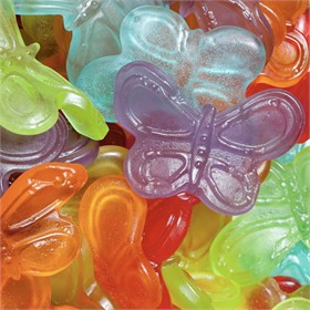 Gummy Butterflies 20oz Bag