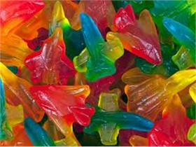 Gummy Fighter Jets 5lb Bulk