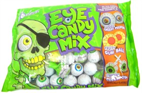 Halloween Eyeball Candy Mix 20 oz