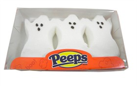 Halloween Peep Ghosts 3 pack