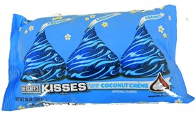 Hershey's Kisses Filled with Coconut Creme 10oz