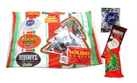 Hershey's Assorted Chocolate Holiday Shapes