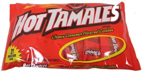 Hot Tamales Snack Size Candy 21ct