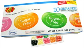 Jelly Belly Sugar Free Jelly Beans 4.25oz