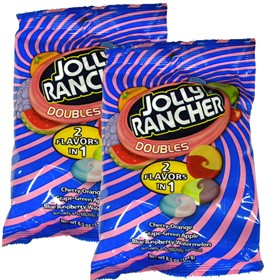 Jolly Rancher Peg Bag - Doubles