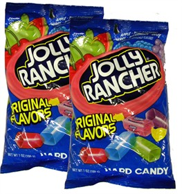 Jolly Rancher Peg Bag - Original