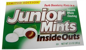 Junior Mints Inside Outs 3.5oz Box
