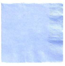 Lite Blue Lunch Napkins 50 Count