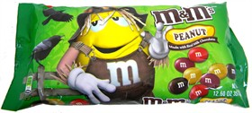 M&M'S Fall Colors Peanut 12.60oz