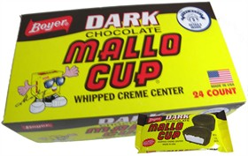 Mallo Cup Dark Chocolate 24ct