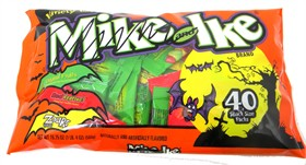 Mike and Ike Halloween Assortment 40 Ct.