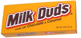 Milk Duds 5oz Theater Size Box