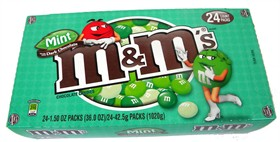 M&amp;M's Mint Dark Chocolate