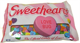 Make Your Own Valentines Day Card With Necco Conversation Hearts
