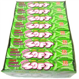 Now and Later Sour Flavors 24ct