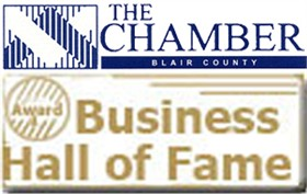 Business Hall Of Fame Award