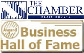 Business Hall Of Fame Award