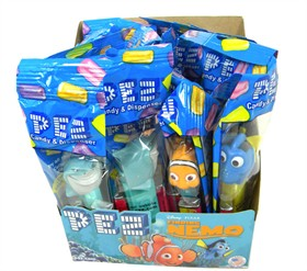 Pez Finding Nemo 12 Count