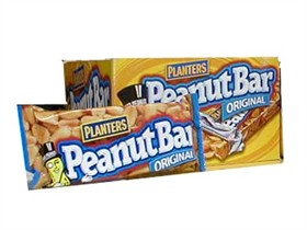 Planters Peanut Candy Bar 24 Count