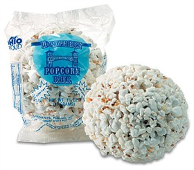Popcorn Balls 100ct Plain Wrapper
