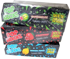 Pop Rocks 24ct Nostalgic Candy