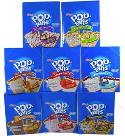 Pop Tarts 6pk - Choose Your Flavor