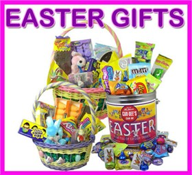 Pre Made Easter Basket Gifts