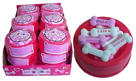 Puppy Love Candy 18ct