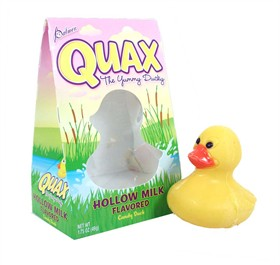 Quax  - Hollow  Vanilla Chocolate Duck 1.75oz