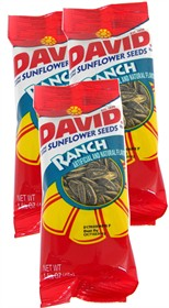 Ranch Sunflower Seeds 12ct David's