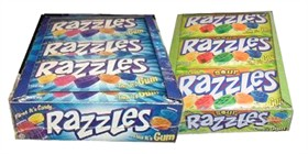 Razzles 24ct Nostalgic Candy