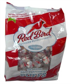 Soft Peppermint Puffs 240ct Bag Wrapped